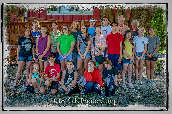 Kids Camp 2018