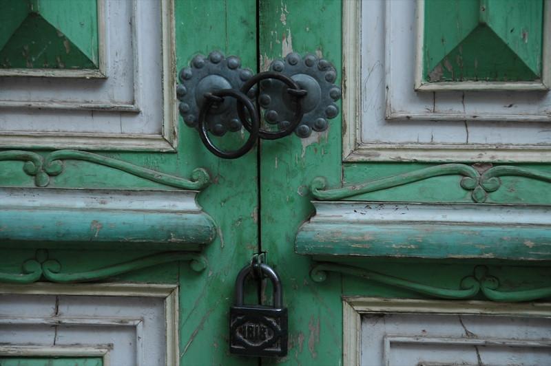 Kashgar Door Design - Kashgar, China