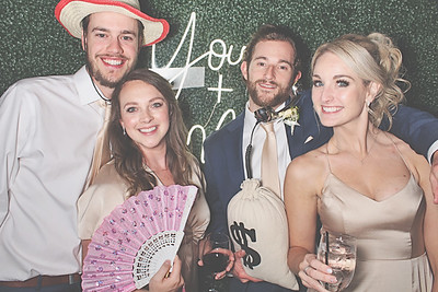 5-1-21 Peachtree Pointe at Lake Lanier  Photo Booth - Jacqueline + Justin's Wedding Day - Robot Booth