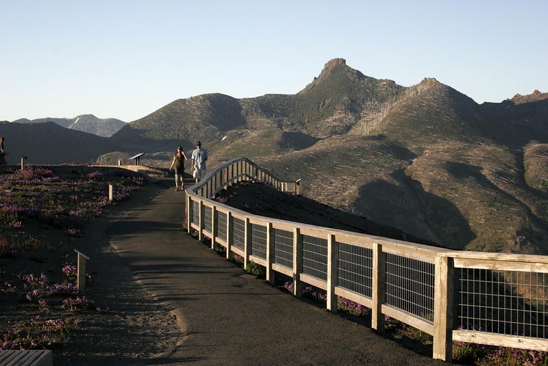 Mt. Saint Helens: Hiking trail