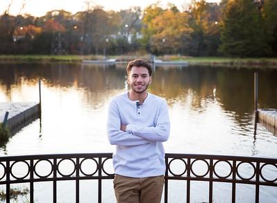 Derek Senior Photos