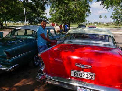 Cuba Havana Drivers 11/2017