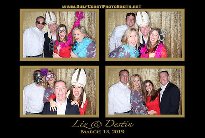 Liz & Destin Wedding 2019