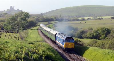 Swanage Railway 2014