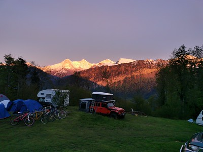 Camping Plätze