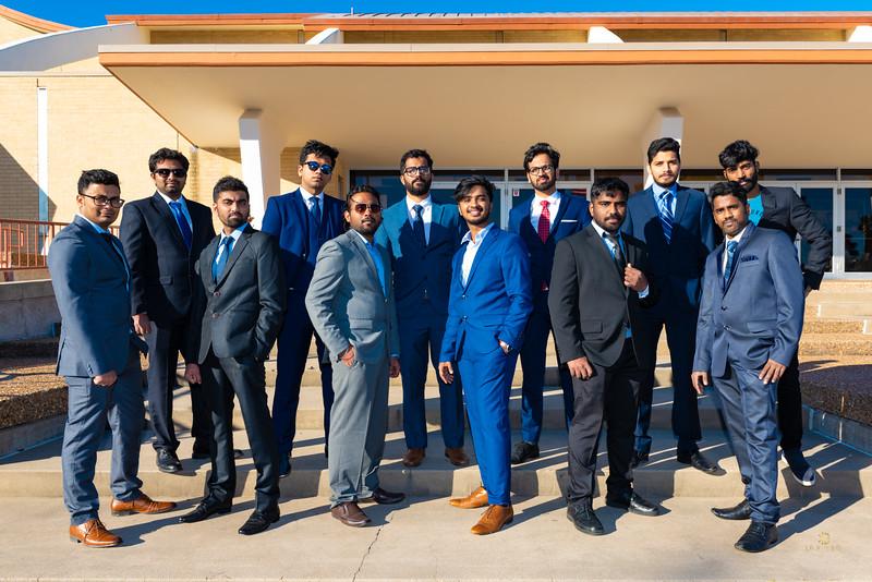 Anirudh's Graduation 2018