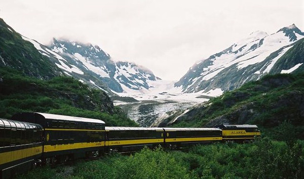 Alaska Train Travel