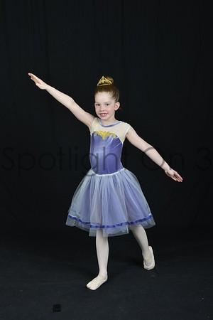 SBPS Wednesday - Ballet 2,  Ms. Monica