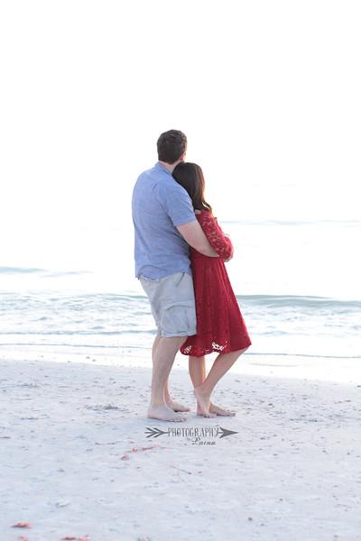Family-Photo-Session-Honeymoon-Island-Beach-Florida-Red-Dress-Santa-Hats-Christmas-Session-Central-Florida-Tampa-Bay-Family-Photographer-Photography-By-Laina-13.jpg