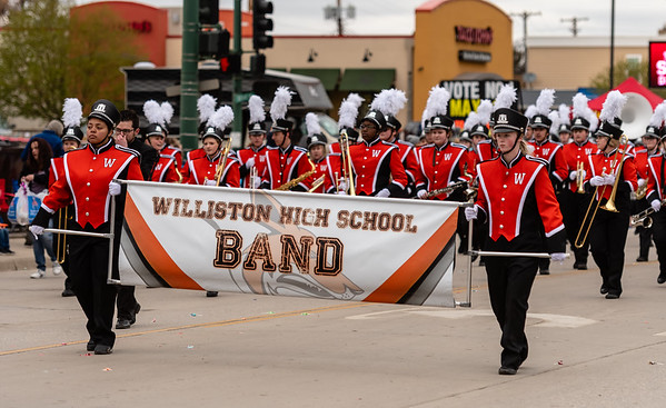 2019 Band Day