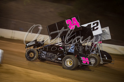 Dirt Oval - May 16, 2015