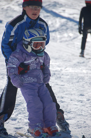 Itasca Ski and Outing Club:  February 25 & 26, 2012