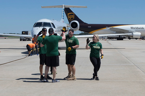 2019 Plane Pull for SONC