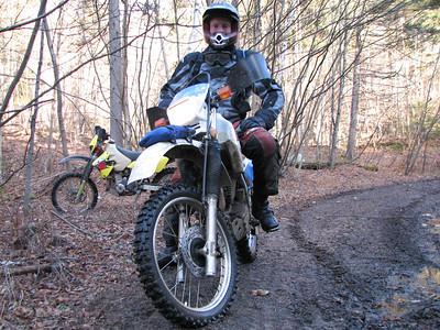 Dec 2nd 2006 dualsport ride