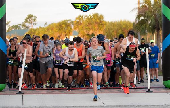 Fort Myers City of Palms Half Marathon & 5k - 2019