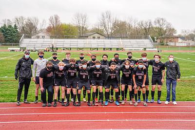 2021 Yorkville Varsity Boys Soccer