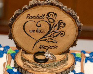 2017 Marjorie and Randall Wedding The Details