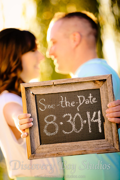 Kailey & Ryan Save-the-Date 11-22-2013