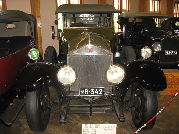 Vehoniemi Car Museum