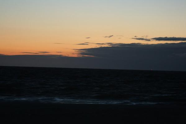 Morning at Sandy Hook