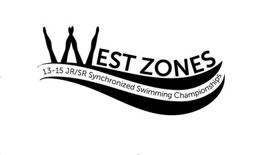 16tl007 West Zone Synchronized Swimming Championships