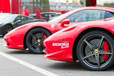 Ferrari Challenge 2015