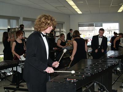 Indoor Drumline 2007 (Seth)