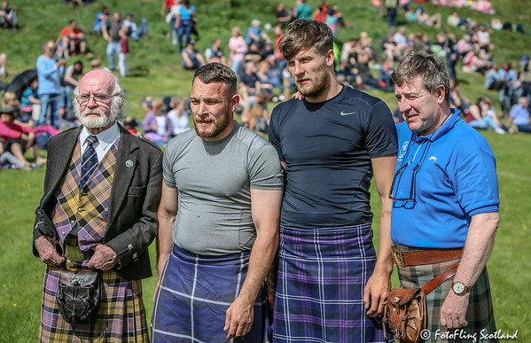 The 2017 Blair Atholl Highland Gathering