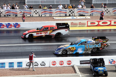 Friday at the Drags Qualifying Round 1
