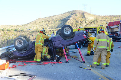 TC Heavy Rescue, Balcom Canyon Rd (Ventura County Fire)