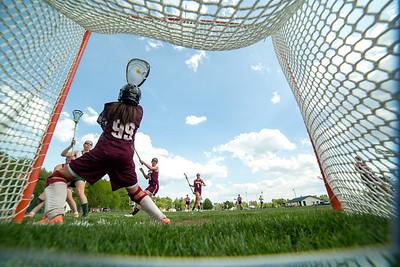 2015 Vikings vs. Edward Little Girl's Lacrosse