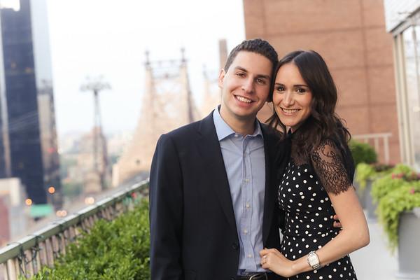 Samantha & Akiva's Engagement Party
