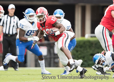 UGA v Middle Tennessee State 9-15-18