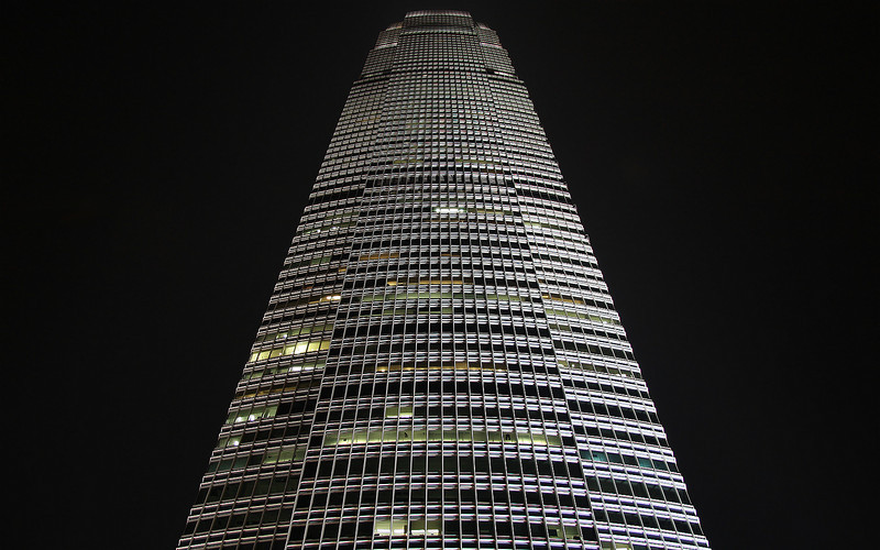 Tower of Light: IFC 2 in Hong Kong