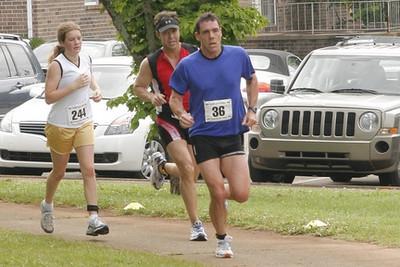 Stage #3 - Run