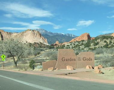 Garden of the Gods, Colorado - February 2006