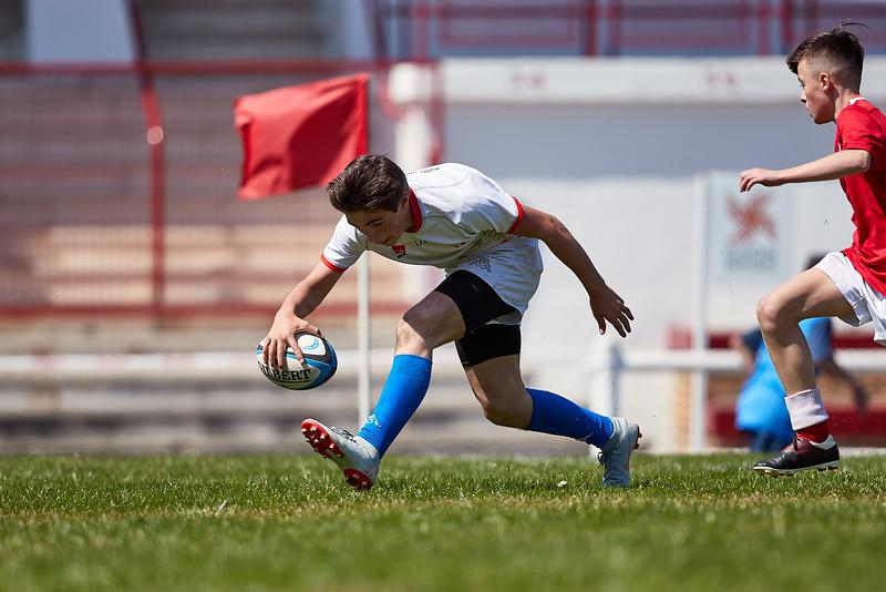 Madrid vs Cantabria: 69-0
