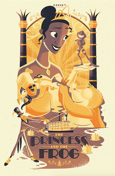 EXHIBITION: An Art Tribute to the Disney Films of Ron Clements and John Musker