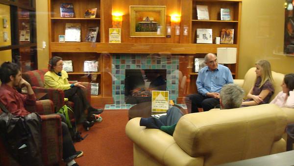 Conversations @ the Plaza-January 20, 2011