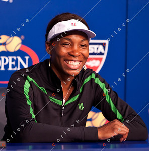 Venus Williams - Interview