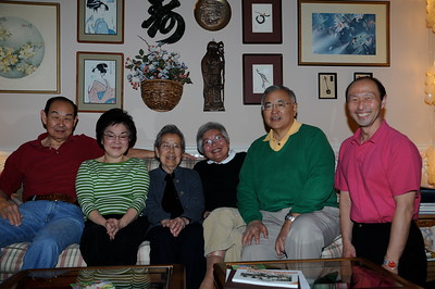 2-13-2009 Nekoba Dinner w/ Minami