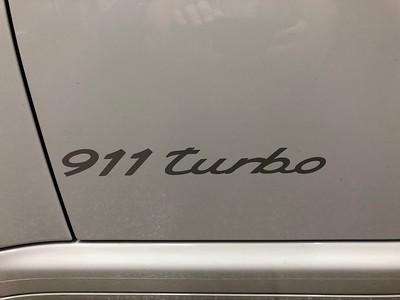 2007 Turbo Porsche