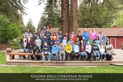 Golden Hills 2017