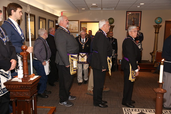 Grand Master's last visit to his Lodge as GM 05-10-2021