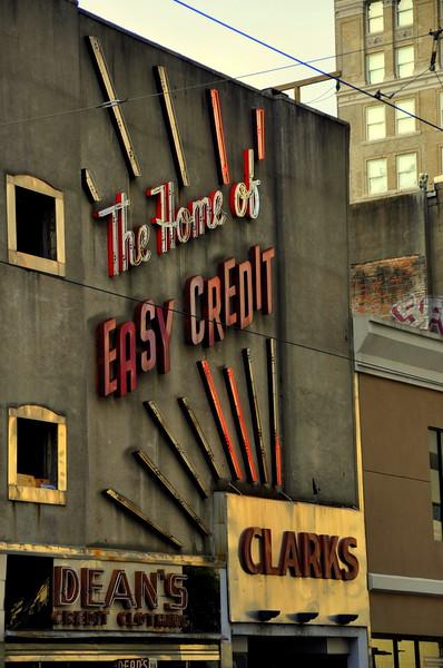 Home of Easy Credit, Houston Texas