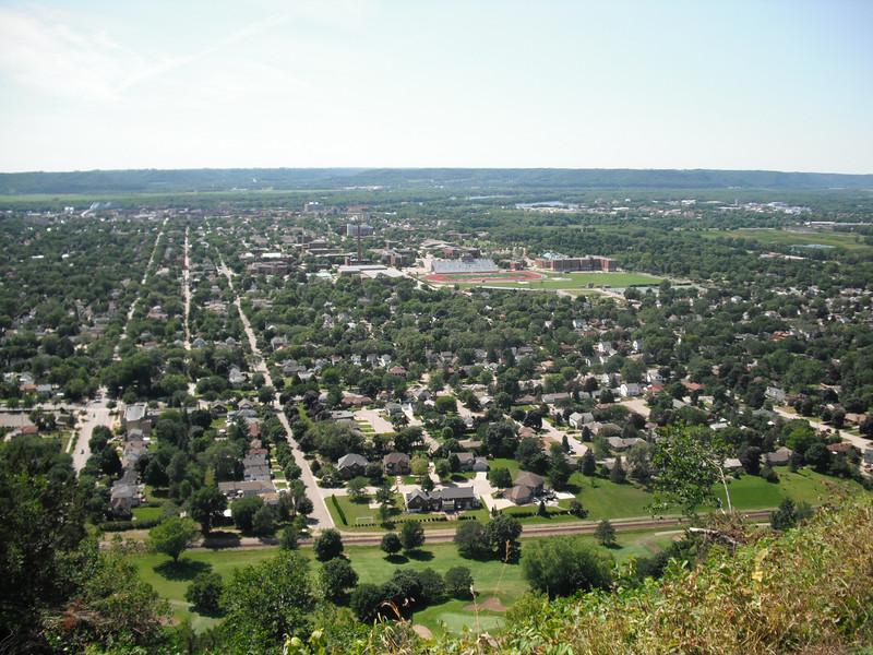 2009-07-11 View from Grandad Bluff in La Crosse WI (3).JPG