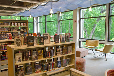 Vestavia Hills Library in the Forest Powerpoint 2016