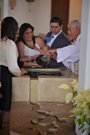 Lennon's Baptism