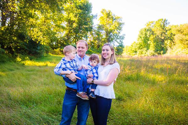Stephano Family   Ridley Creek Mini Session   09.25.2016