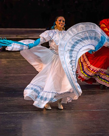 Ballet Folklórico Mexicano, San Jose, Dec. 2015